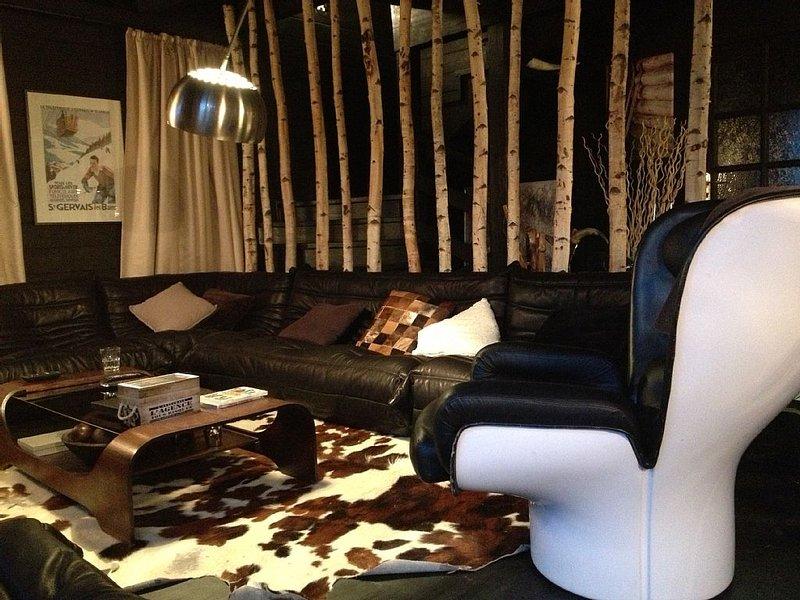 CHALET 14 PERSONNES - LA PLAGNE, holiday rental in La Cote-d'Aime