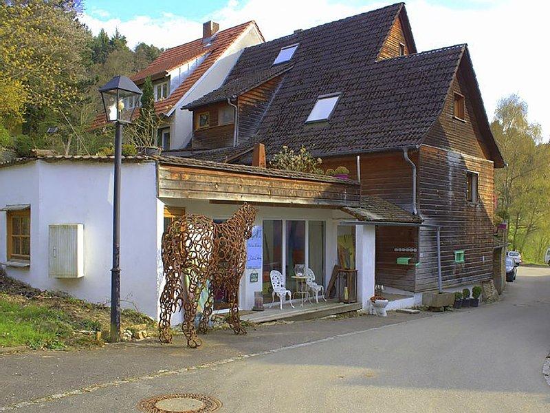 Maison du peintre avec studio
