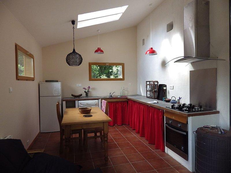 Petite maison dans les pins, holiday rental in Canale-di-Verde