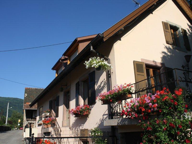 Charmante maison au calme dans un village viticole.           Charmante maison a, casa vacanza a Guebwiller