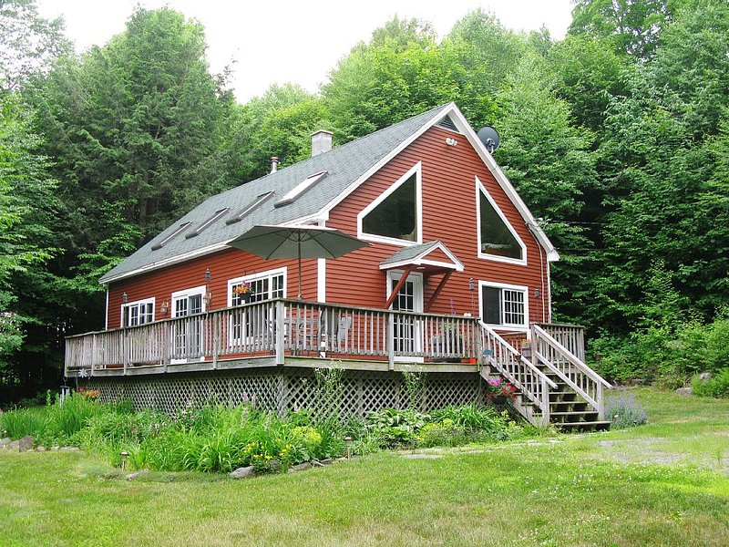 Quiet Vermont Home Close To Everything, holiday rental in Chesterfield