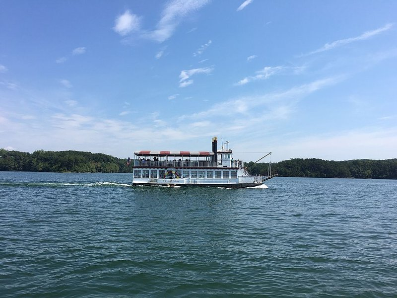Paddle Boat Ride on the lake, Lunch and Sunset Dinner Crusies.