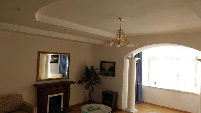 Apartment on 25 Antonovycha steet, vacation rental in Kyiv (Kiev)