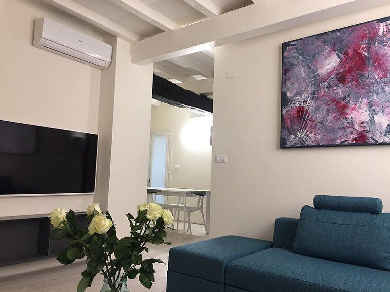 Suite apartment con tutti i comfort, vacation rental in Ravarino