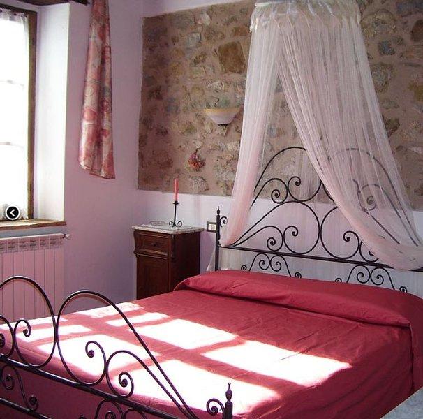 Agriturismo Aiola - appartamento Archi, holiday rental in Arcille