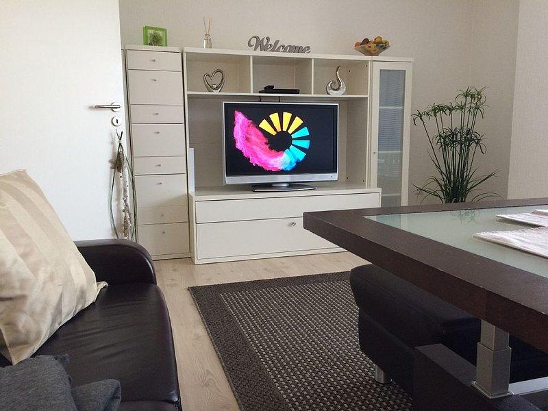 Exklusive Ausstattung in 65 qm Wohnfläche verteilen sich auf, ein Wohnzimmer (au, casa vacanza a Silbach