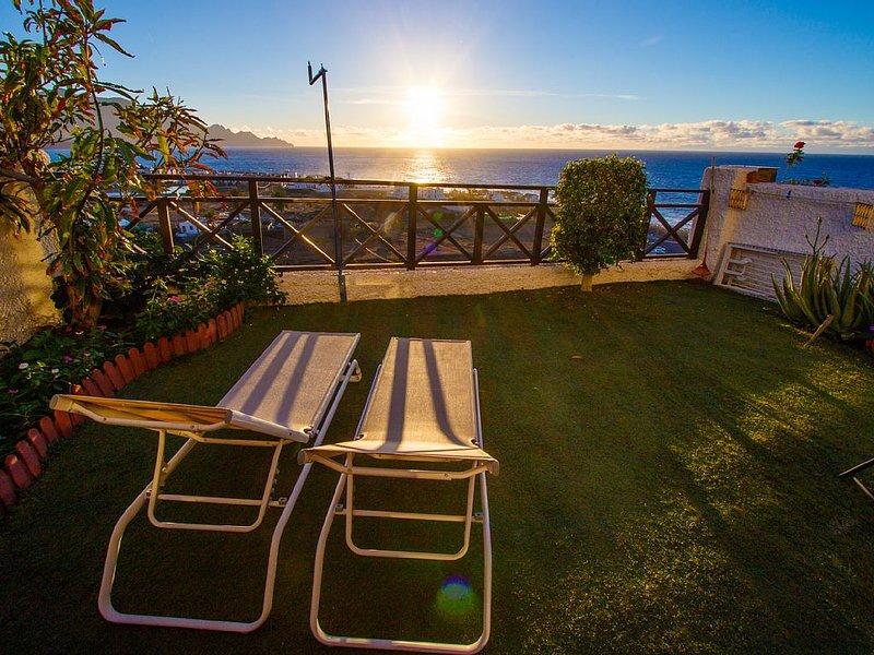 Apartment with the best views, aluguéis de temporada em Agaete