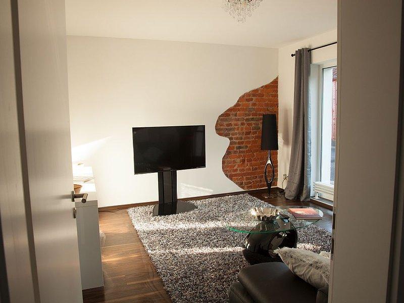 Erdgeschoss-Apartment in ehemaliger Bäckerei, vacation rental in Fulda