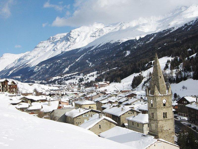 El pueblo de Lanslebourg