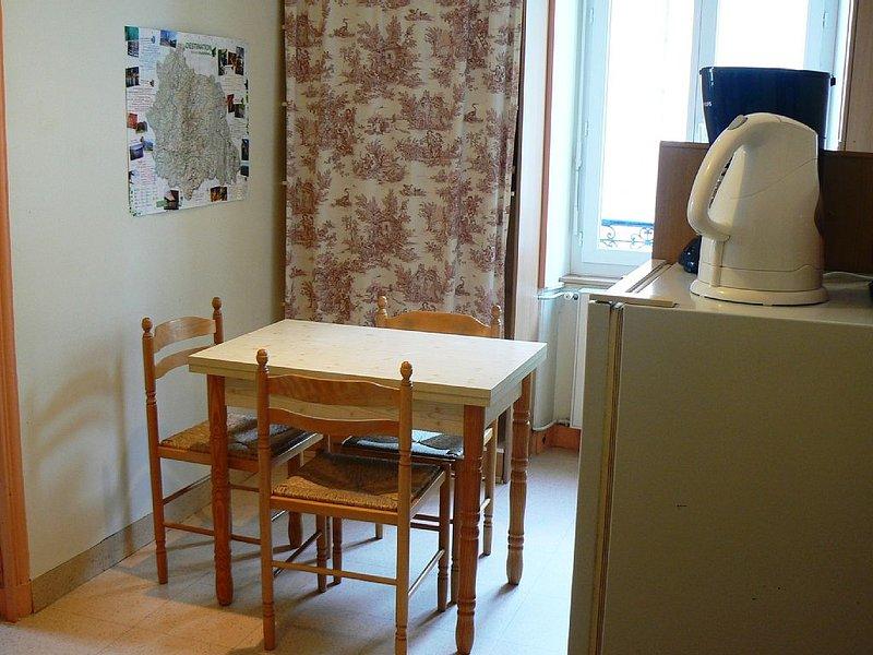 Appartement au calme à La Bourboule - La Futaie, location de vacances à Puy-de-Dome