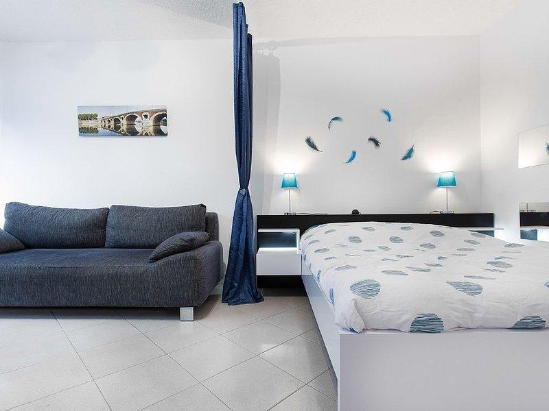 Appartement proche aéroport Airbus, Zénith, hôpitaux facile d'accès en tramway, holiday rental in Colomiers