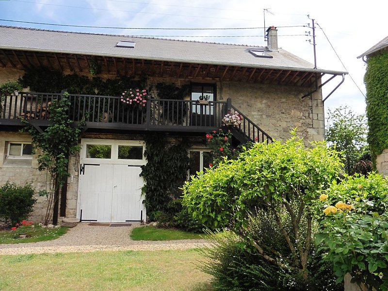 Charming cottage 'The Barn' to stay with family or friends., location de vacances à Aisne