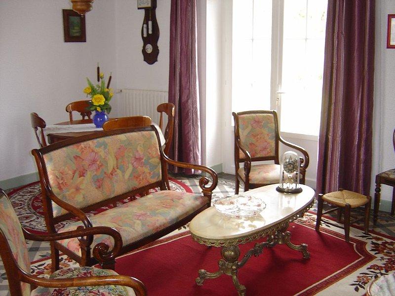 BIEVENUE DANS LE COEUR MEME DE LA BRENNE PAYS DES MILLE ETANGS, PARC REGIONAL, casa vacanza a Saulnay