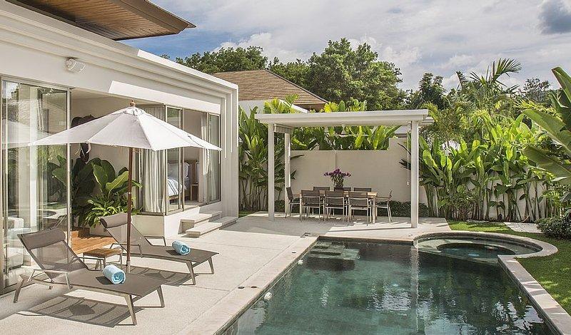 Villa Desi 'nice & easy', casa vacanza a Si Sunthon