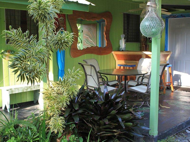 Rain Forest Apartment!, vacation rental in Keaau