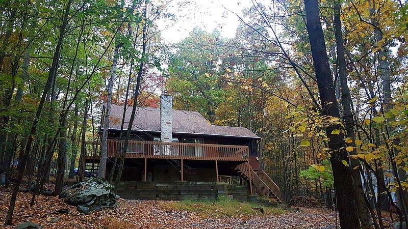 Home away from home Family Friendly Cabin – semesterbostad i Bushkill