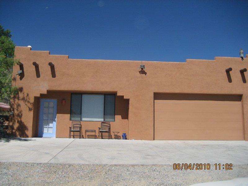 Casita overlooking Sedona, Arizona, holiday rental in Jerome