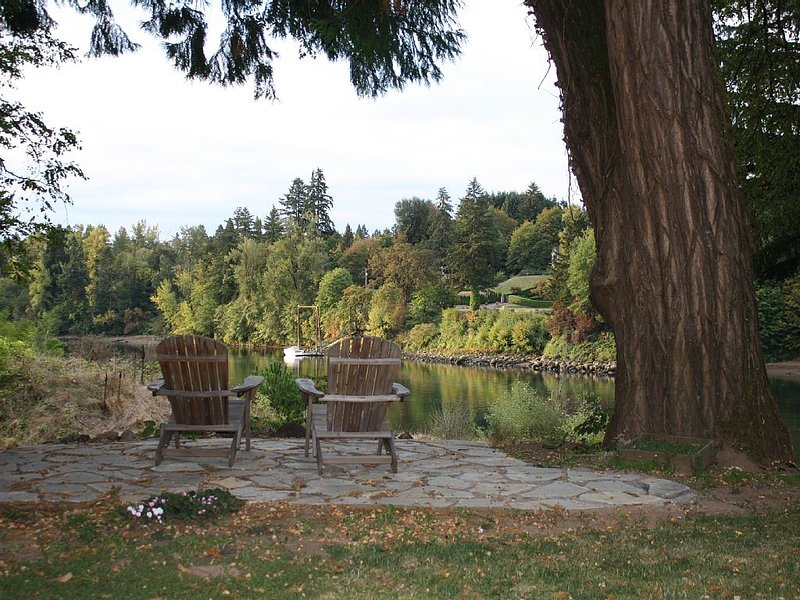 Luxury River Retreat, location de vacances à Molalla
