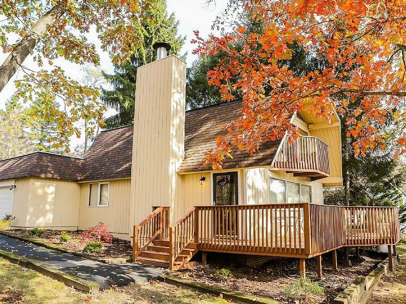 Hawksbill House - Massanutten Resort Home, casa vacanza a McGaheysville