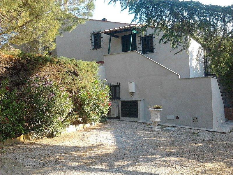 'Podere San Michele', holiday rental in Campiglia Marittima