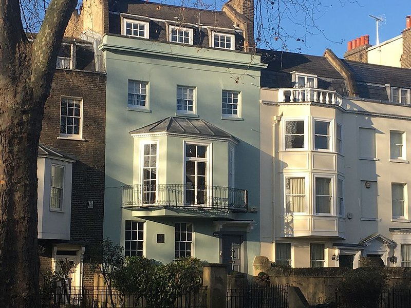 Central London Family Home - Zone 1 Georgian Townhouse – semesterbostad i London