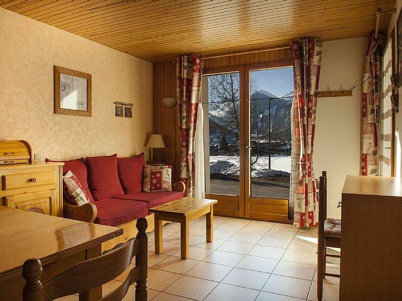 A CEILLAC, ski et randonnée sous le soleil du QUEYRAS, au coeur des alpes., holiday rental in Ceillac