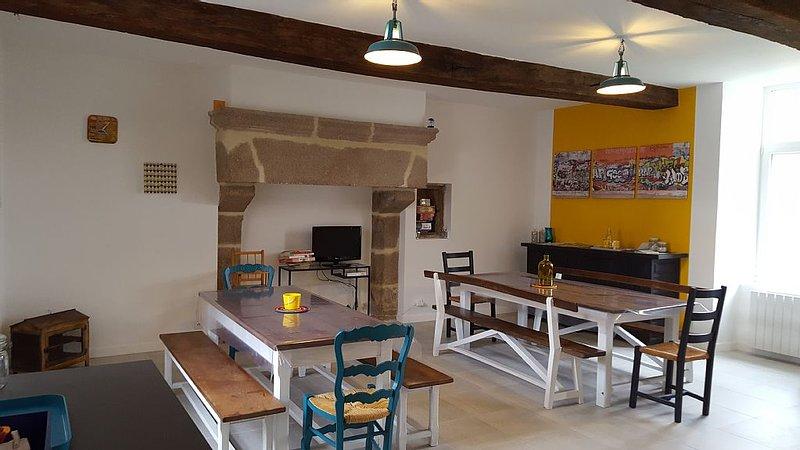 Gite spacieux 15mn du PUY du FOU, location de vacances à Tiffauges