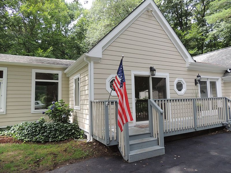 North Stamford Guest House, holiday rental in Chappaqua