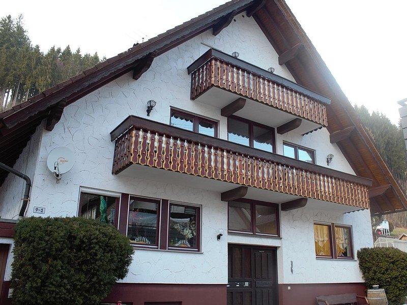 Ferienwohnung im Haus Petra für 8 Personen, holiday rental in Bad Rippoldsau-Schapbach