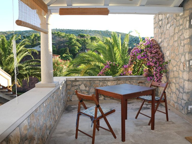 Dream vacation on island in Croatia where you will always come back to, holiday rental in Lozisce
