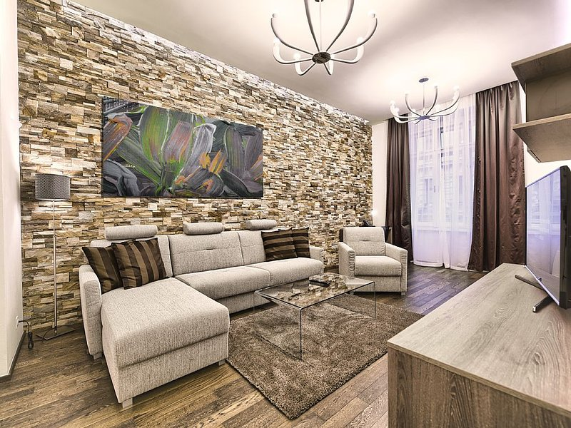 Krizovnicka Residence - Superior One-Bedroom Apartment, holiday rental in Prague