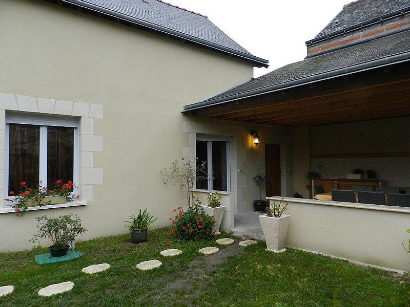 -Le Gîte de Nathalie -, holiday rental in Rigny-Usse