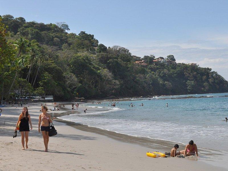 Playa Blanca #1 Beach in Costa Rica!!  White Sand