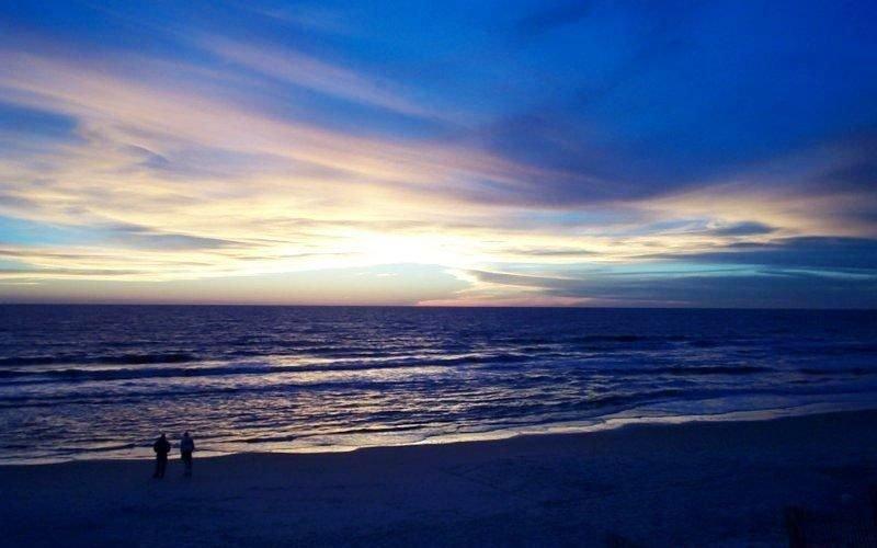 Enjoy the gorgeous sunsets of Cape San Blas