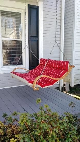 At Last Front porch swing