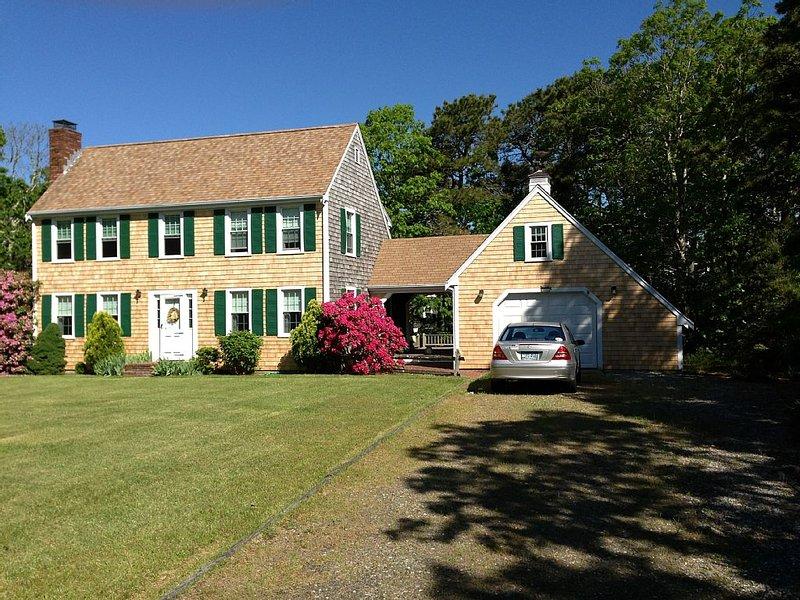 Family Friendly Island Home In Quiet Neighborhood, casa vacanza a Edgartown