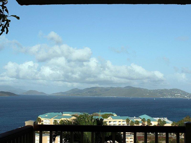 Resort 1 Bedroom Oceanview Villa (resort privileges), Ferienwohnung in Smith Bay