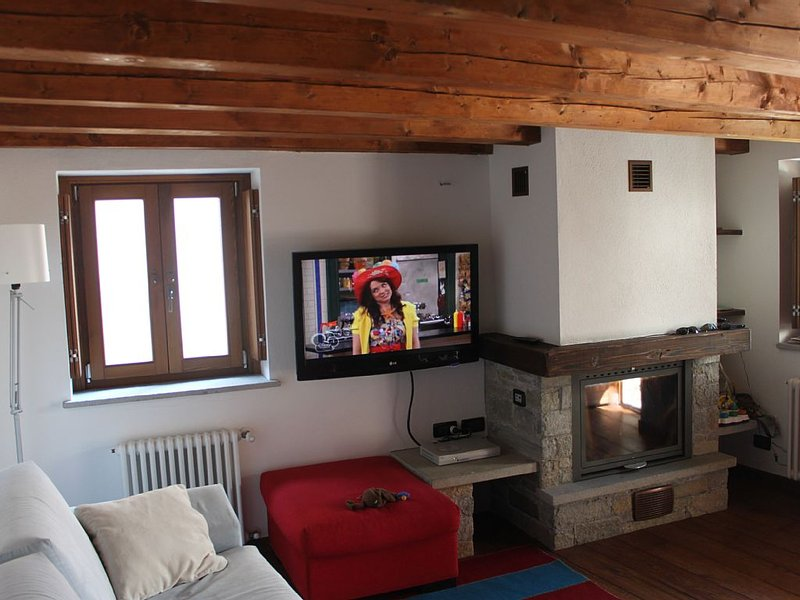 BEAUTIFUL APARTMENT FINELY FURNISHED, holiday rental in Verrand