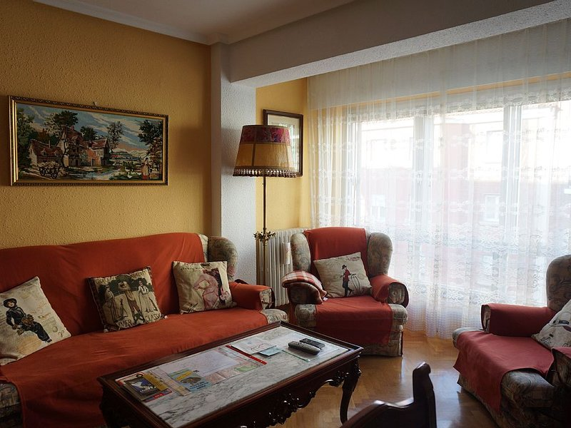 Apartment in the heart of Leon, comfortable, spacious and fully equipped., holiday rental in Villacelama