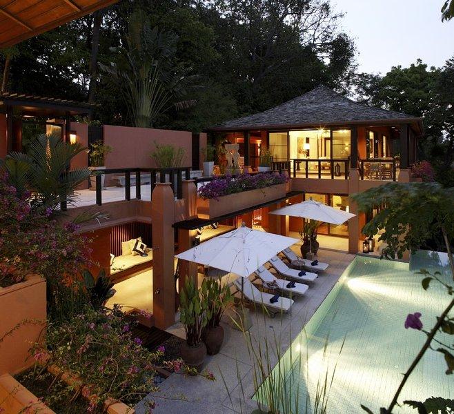 Stunning  5 star luxury beach front Sri Panwa villa in Phuket, holiday rental in Phuket Town