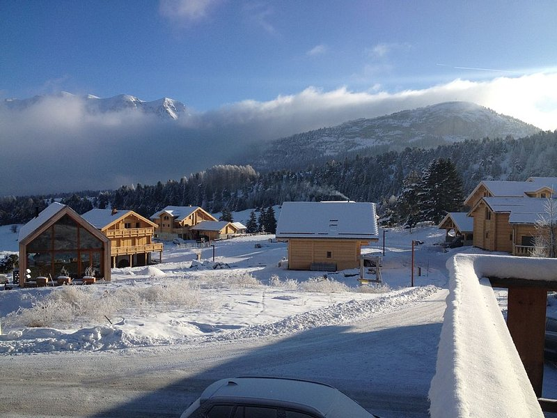 Chalet - La Joue du Loup, alquiler de vacaciones en Le Devoluy