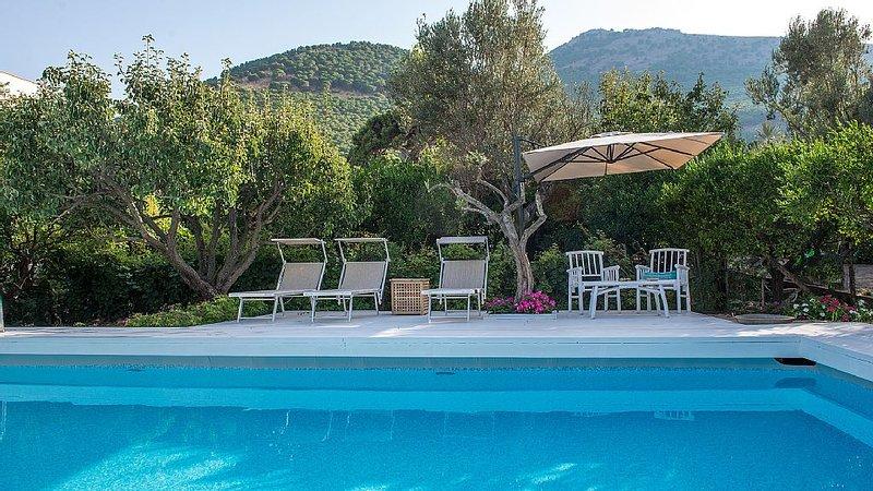 Il giardino siciliano tra mare e città, location de vacances à Sferracavallo