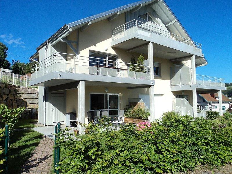 GERARDMER Appartement 50m bord de lac et 800m centre ville, alquiler de vacaciones en Gerardmer