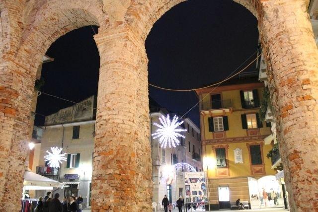 Piazza Rocca a 100 mt dall'appartamento