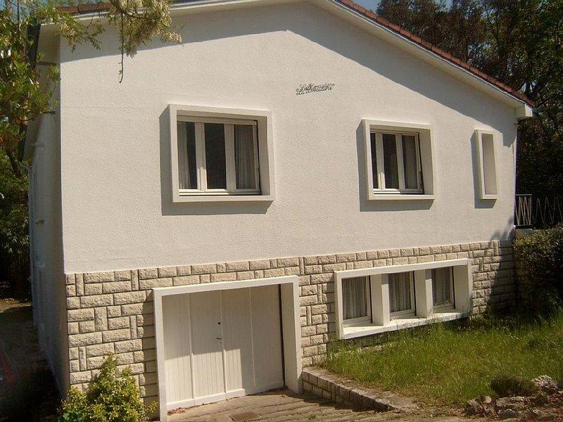 Appartement-maison en bord de mer, vacation rental in Saint-Georges-de-Didonne