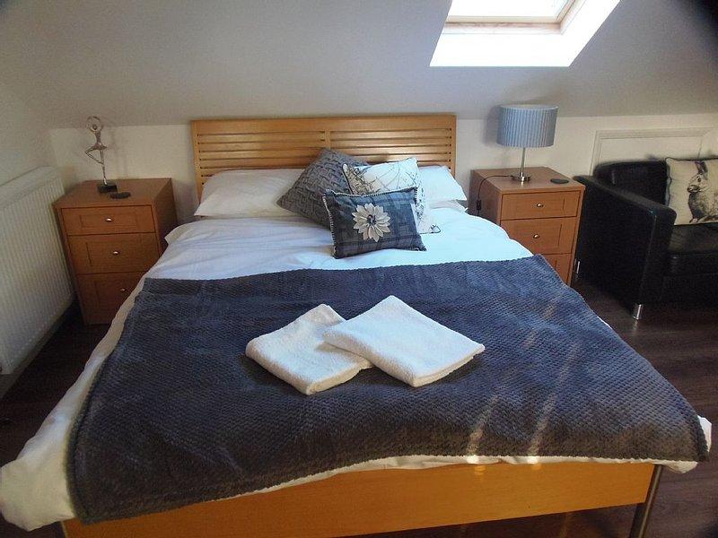 Detached 1st Floor Studio Flat, vacation rental in Arun District