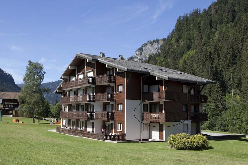 One Bedroom Apartment In Chatel, Portes Du Soleil Area – semesterbostad i Chatel