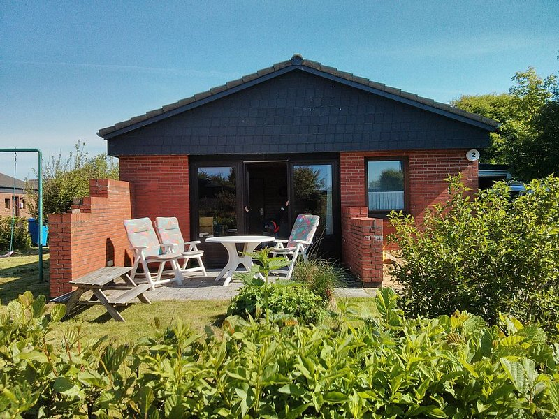 Vacation by North Sea for the whole family, nature lovers & athletic activities, holiday rental in Albersdorf