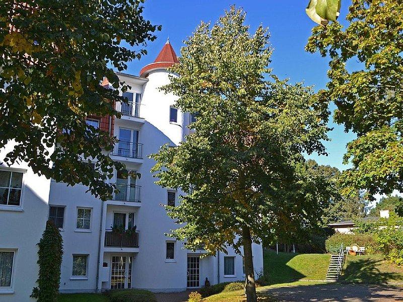 Maxim-Gorki-Straße - Appartement Meeresbrise, Ferienwohnung in Seebad Heringsdorf