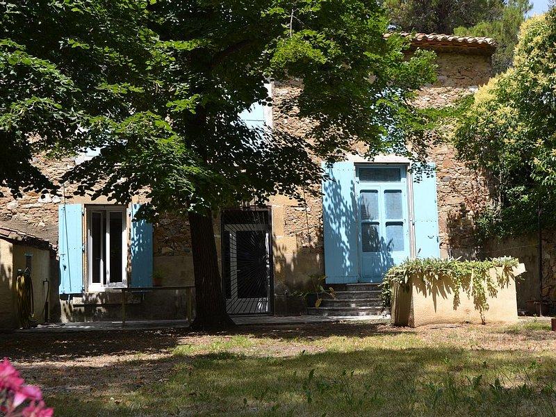MAISON  DE VACANCES A BIZE-MINERVOIS, vacation rental in Bize-Minervois